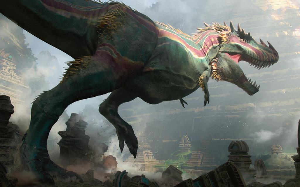 Deck Primer: Dinosaurs (Green/Red) – MTG Arena Deck