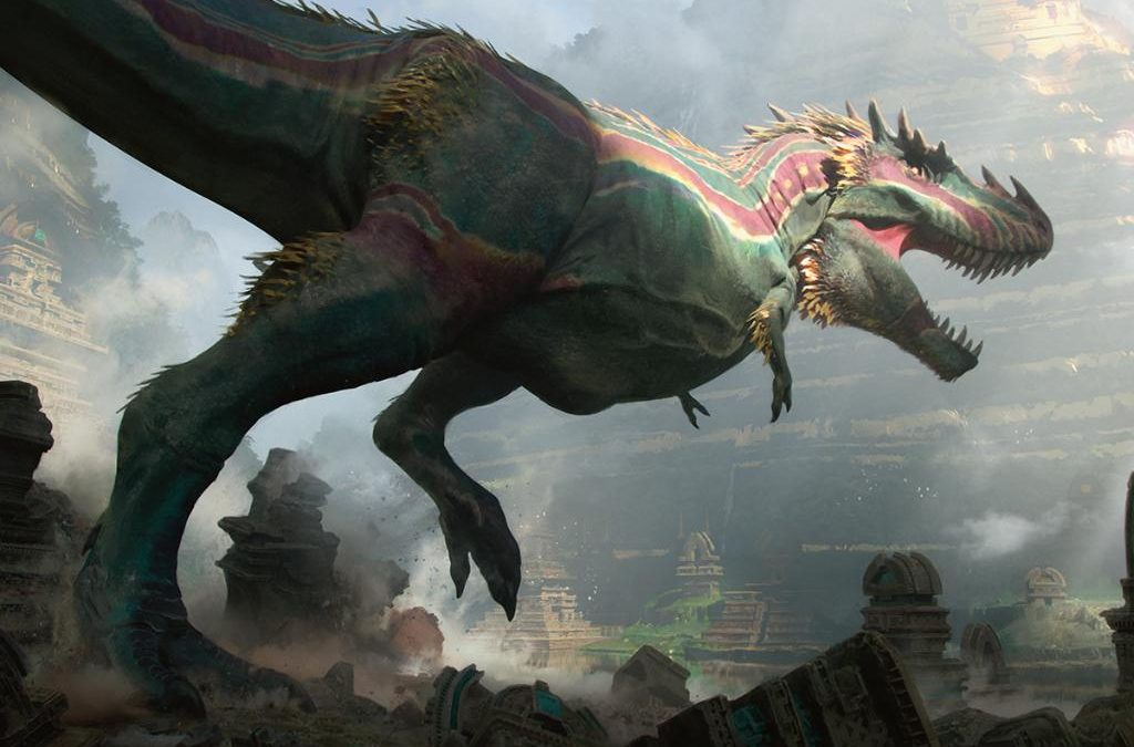 Deck Primer: Dinosaurs (Green/Red) – MTG Arena Deck