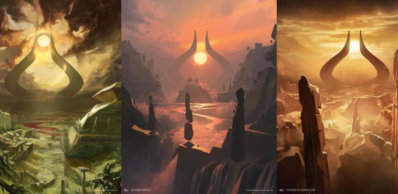 Get Full Art Lands in Magic Arena