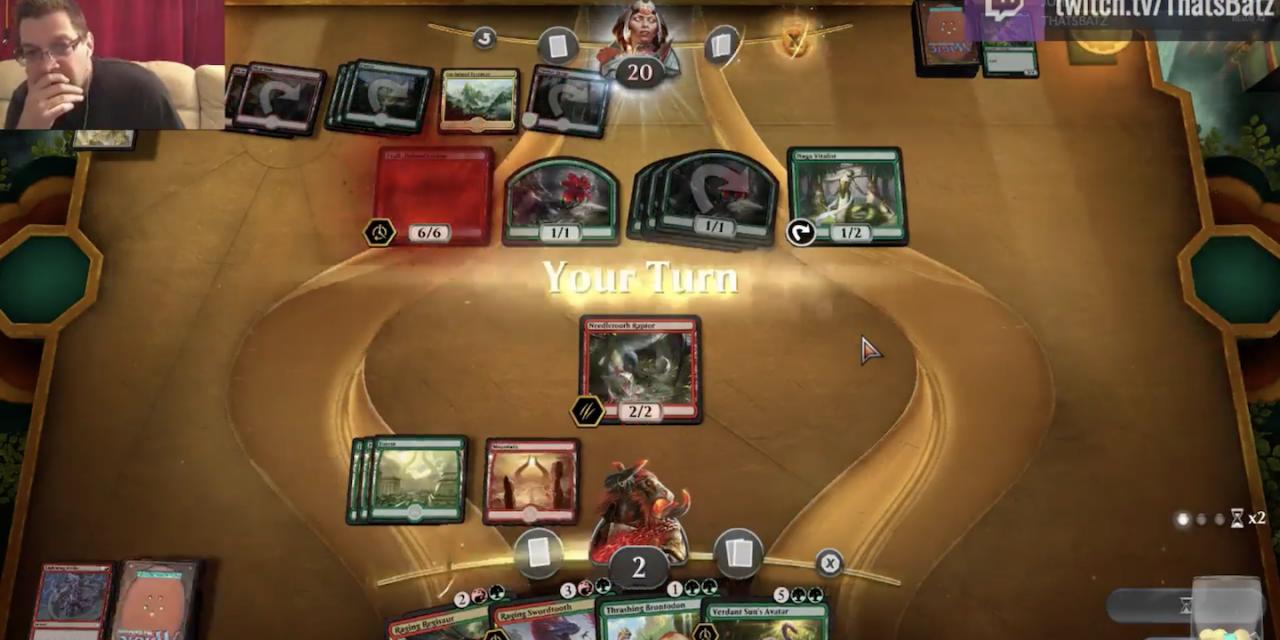 Dino Rex vs The Scarab God – Streamer Highlights ThatsBatz